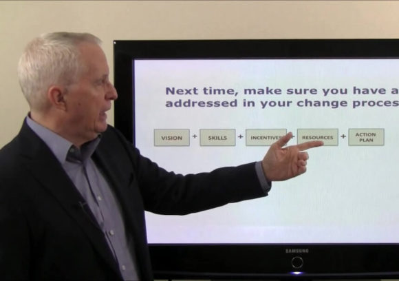 What it takes to succeed John Scherer